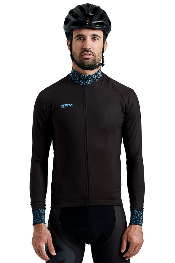 maillot ciclista TÉRMICO personalizado PTM